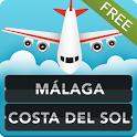 FLIGHTS Malaga Airport icon
