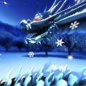Dragon Winter Scenery icon