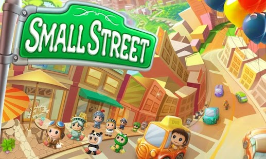 SMALL STREET - screenshot thumbnail