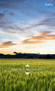 Xperia 2013 - Go Locker