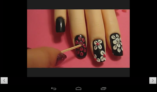 Nail Art Design and Salon