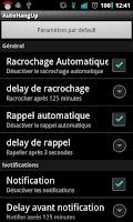 Screenshot of AutoHangUp-lite