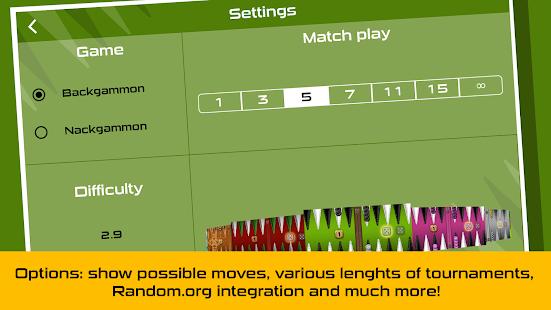 Backgammon Gold - screenshot thumbnail