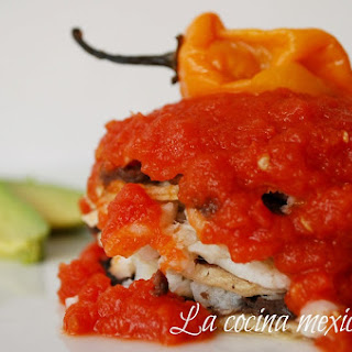 Yucatan-style Dogfish.