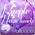 Purple Haze Live Wallpaper icon