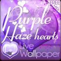 Purple Haze Live Wallpaper icon