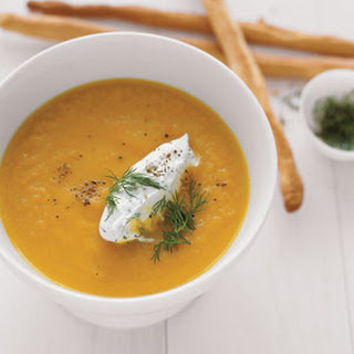 Easter Carrot Soup