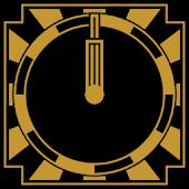 Vintage Clock Widget