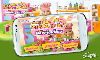 Screenshot of El Restaurán de Barriguitas