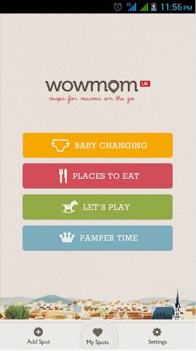 WOWMOM Maps