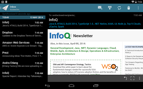 MailDroid - Email Application v3.90