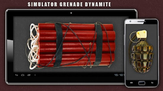 Simulator Grenade Dynamite - screenshot thumbnail