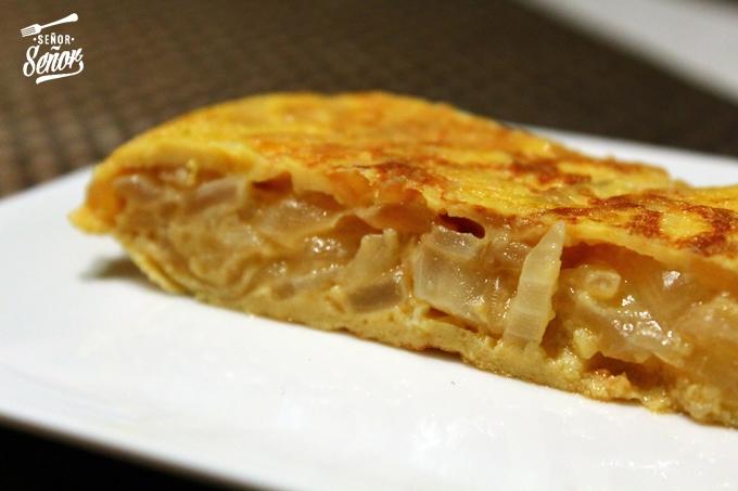 Spanish Onion Omelet Recipe
