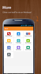 Nimbuzz Messenger / Free Calls v3.4.2