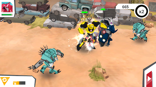 Transformers: RobotsInDisguise v1.0.2