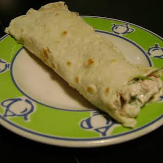 White Flour Tortillas or Wraps.