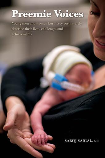 Preemie Voices cover