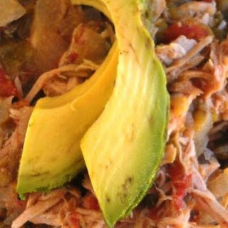 Paleo Crockpot Pork Green Chile.