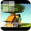 Music Videos Minecraft icon