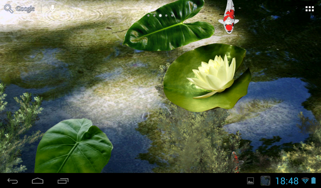 Koi pond android apps on google play for Koi pond app