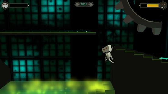 Twin Robots. Screenshot 16