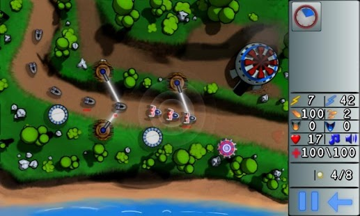 Asuri Tower Defense Free - screenshot thumbnail