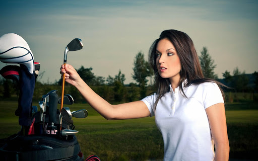 Golf For Dummy