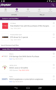 RetailMeNot Coupons, Discounts Screenshot 24
