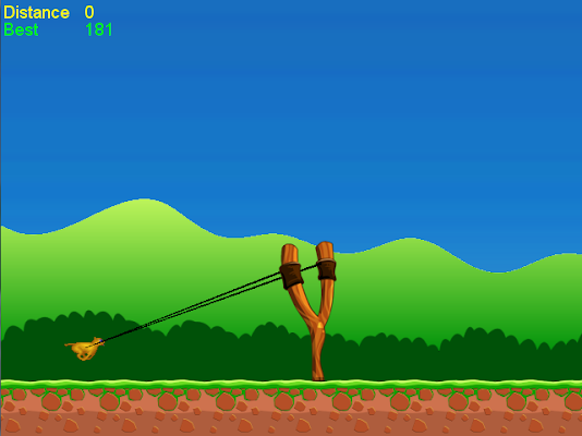 Catapult the Cat - screenshot