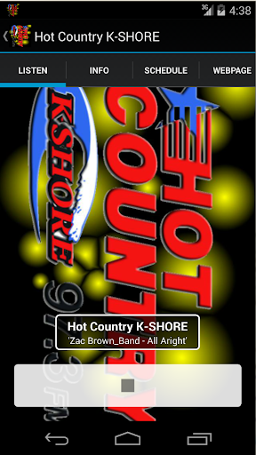 Hot Country K-SHORE