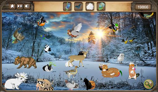 Winter Wonders Hidden Object