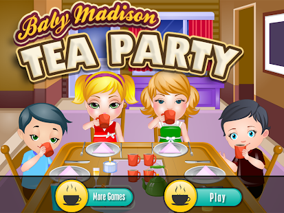 Baby Madison Tea Party- screenshot thumbnail