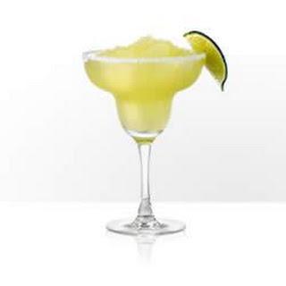 Perfect Cuervo Frozen Margarita.