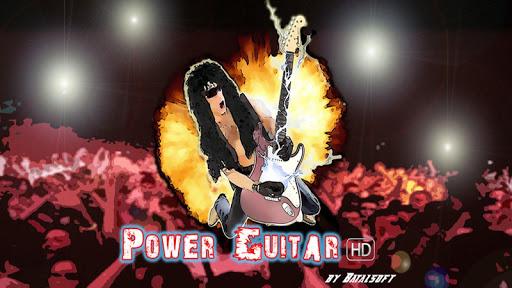 Power guitar HD - chords, guitar solos, palm mute  screenshots 2