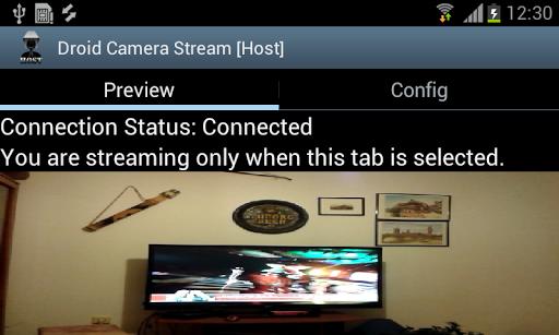 Droid Camera Stream [Host]