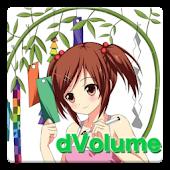 Volume Setting [dVolume8]