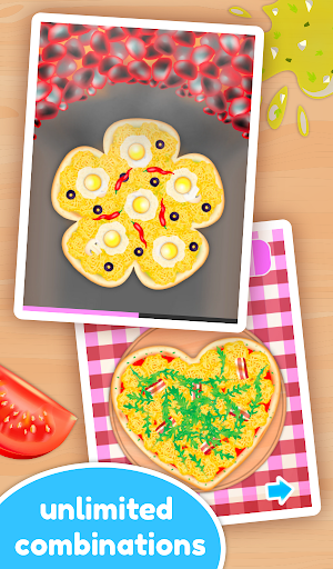Pizza Maker Kids -Cooking Game  screenshots 15