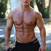 Male Model Fitness Workout PRO
