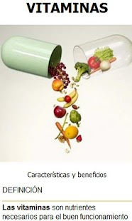 Nutrición - screenshot thumbnail
