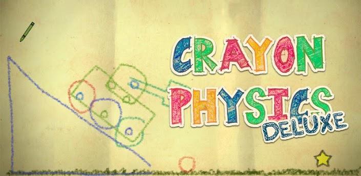 Crayon Physics Deluxe скачать на андроид