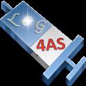 Anaesthesia Logbook-Log4AS icon