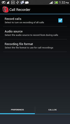 通話記錄技術