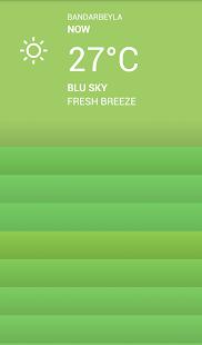 Blu Weather - screenshot thumbnail