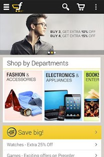 Flipkart - screenshot thumbnail