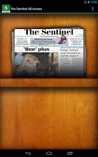 The Sentinel All Access- screenshot thumbnail