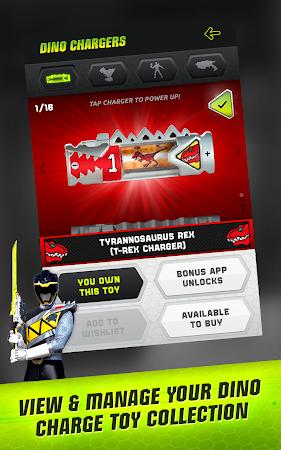 Power Rangers Dino Charge Scan 1.4.6 screenshot 446416