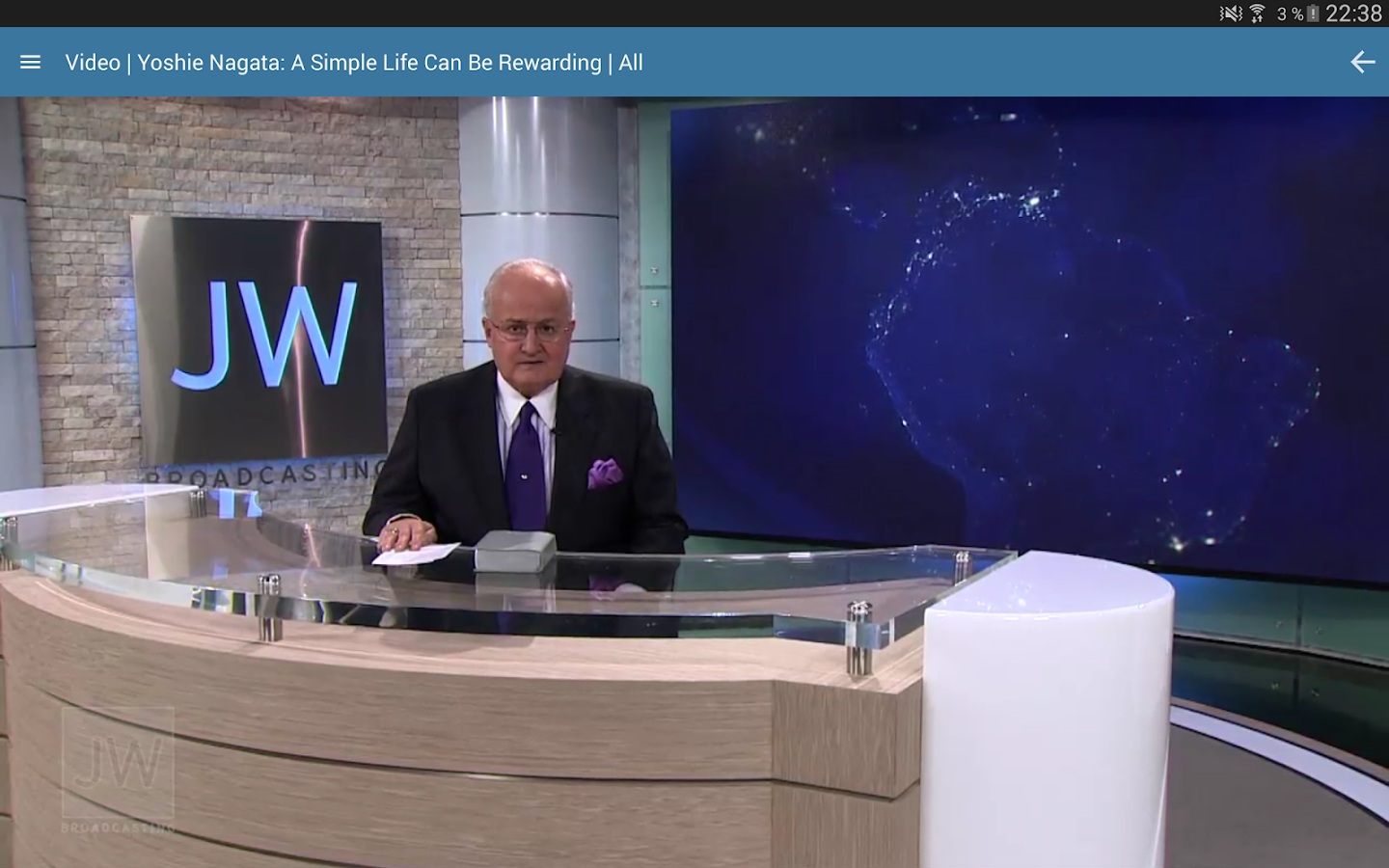 Jw Broadcasting Amp News Android Apps On Google Play