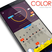 Color Zooper Widget Skin