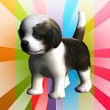 English Pup Kids Learning Game icon