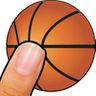 Flick Basketball LITE icon